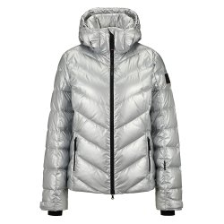 Silver Bogner Fire + Ice Sassy Ski Jacket (Women\'s)
