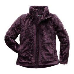 Galaxy Purple The North Face Furry Fleece Full Zip Jacket (Women\'s)
