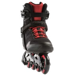 Black/Red Rollerblade Macroblade 80 Inline Skate (Men\'s)