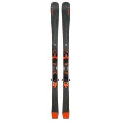 Elan Wingman 82 Ti Ski System with ELX 11 GW Bindings (Men\'s)