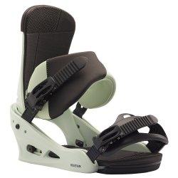 Seafoam Burton Custom Snowboard Binding (Men\'s)
