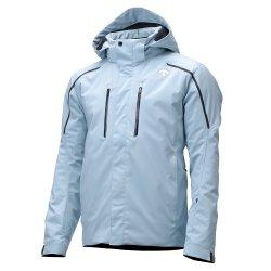 Titanium/Black Descente Glade Insulated Ski Jacket (Men\'s)