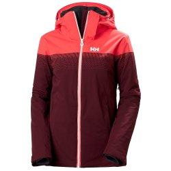 Wild Rose Helly Hansen Motionista LifaLoft Insulated Ski Jacket (Women\'s)