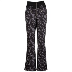 6999_CAMO_GRY/BLK MDC Camo Insulated Ski Pant (Women\'s)
