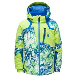 Daffy Spyder Leader Insulated Ski Jacket (Little Boys\')