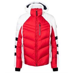 Fire Engine Red Bogner Bruce-D Down Ski Jacket (Men\'s)