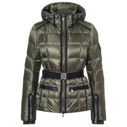 Dark Olive Bogner Gloria-D Down Ski Jacket (Women\'s)
