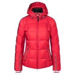 Fire Engine Red Bogner Sanne-D Down Ski Jacket (Women\'s)