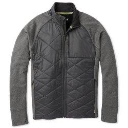 Black SmartWool Smartloft 120 Jacket (Men\'s)