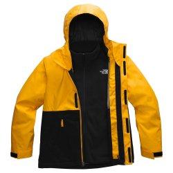 Summit Gold The North Face Vortex Triclimate Ski Jacket (Boys\')