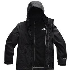 TNF Black/TNF White The North Face Vortex Triclimate Ski Jacket (Boys\')