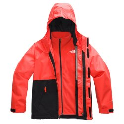 Flare The North Face Vortex Triclimate Ski Jacket (Boys\')