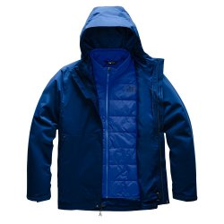 Flag Blue/TNF Blue The North Face Carto Triclimate Jacket (Men\'s)