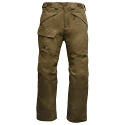 Military Olive The North Face Freedom Insulated Ski Pant (Men\'s)