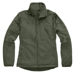 New Taupe Green The North Face Osito Jacket (Women\'s)