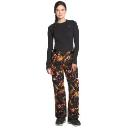 TNF Black Flower Child Multi Print The North Face Freedom Insulated Ski Pant (Women\'s)