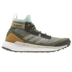 Feather Grey Adidas Terrex Free Hiker Bluesign Hiking Boot (Women\'s)