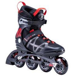 Black/Red K2 F.I.T. 84 Boa Inline Skate (Men\'s)