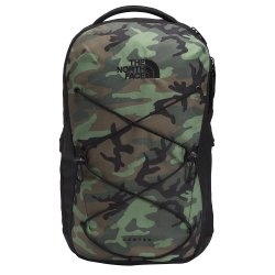 Thyme Brushwood Camo/TNF Black The North Face Jester Backpack (Men\'s)