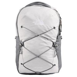TNF White Metallic/Mid Grey The North Face Jester Backpack (Women\'s)