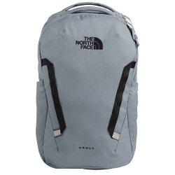 Mid Heather Dark Grey/TNF Black The North Face Vault Backpack (Men\'s)