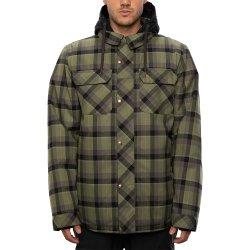 Surplus Green 686 Woodland Insulated Snowboard Jacket (Men\'s)