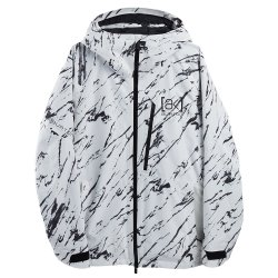 Marble Burton AK Cyclic GORE-TEX Shell Snowboard Jacket (Men\'s)