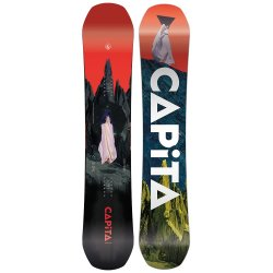154 CAPiTA Defenders of Awesome Snowboard (Men\'s)