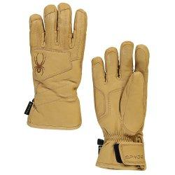 Natural Leather Spyder Turret GORE-TEX Ski Glove (Men\'s)