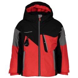 Red Obermeyer Orb Insulated Ski Jacket (Little Boys\')