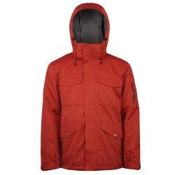 Brick Red  Boulder Gear Teton Insulated Ski Jacket (Men\'s)