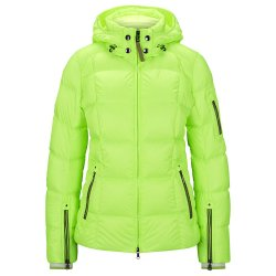 Neon Lime Bogner Coro-D Down Jacket (Women\'s)