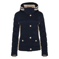 Navy Bogner Giulia-D Down Ski Jacket (Women\'s)