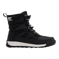 Black Sorel Whitney II Short Lace Winter Boot (Kids\')
