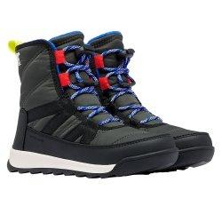 Coal Sorel Whitney II Short Lace Winter Boot (Kids\')