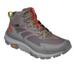 Charcoal Gray/Fiesta Hoka One One Toa GORE-TEX Hiking Boot (Men\'s)