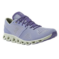 Lavender/Ice On Cloud X Running Shoe (Women\'s)