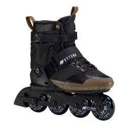 Black/Gold K2 Uptown Inline Skate (Men\'s)