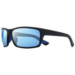 Matte Black Revo Rebel Sunglasses