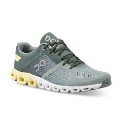 Sea/Limelight On Cloudflow Running Shoe (Women\'s)