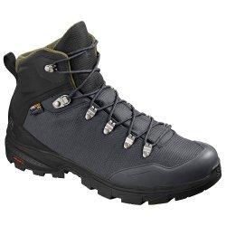 Ebony Salomon OUTback 500 GORE-TEX Hiking Boot (Men\'s)