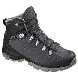 Ebony Salomon OUTback 500 GORE-TEX Hiking Boot (Women\'s)
