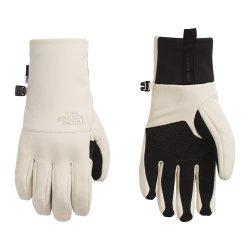 Vintage White Heather The North Face Apex Etip Glove (Women\'s)