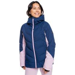 Medieval Blue Roxy Dusk Insulated Snowboard Jacket (Women\'s)