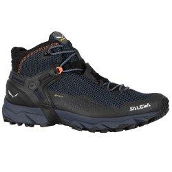 Blackout Salewa Ultra Flex 2 Mid GORE-TEX Hiking Boot (Men\'s)