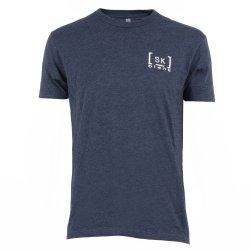 Dark Navy Blank Sean Keane T Shirt (Men\'s)