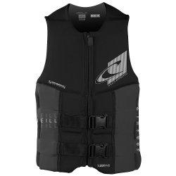 Black /Graphite O\'Neill Assault Life Vest (Men\'s)