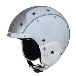 White Bogner Vision Helmet