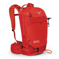 Ripcord Red Osprey Kamber 22 Backpack (Men\'s)