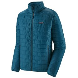 Crater Blue Patagonia Nano Puff Jacket (Men\'s)
